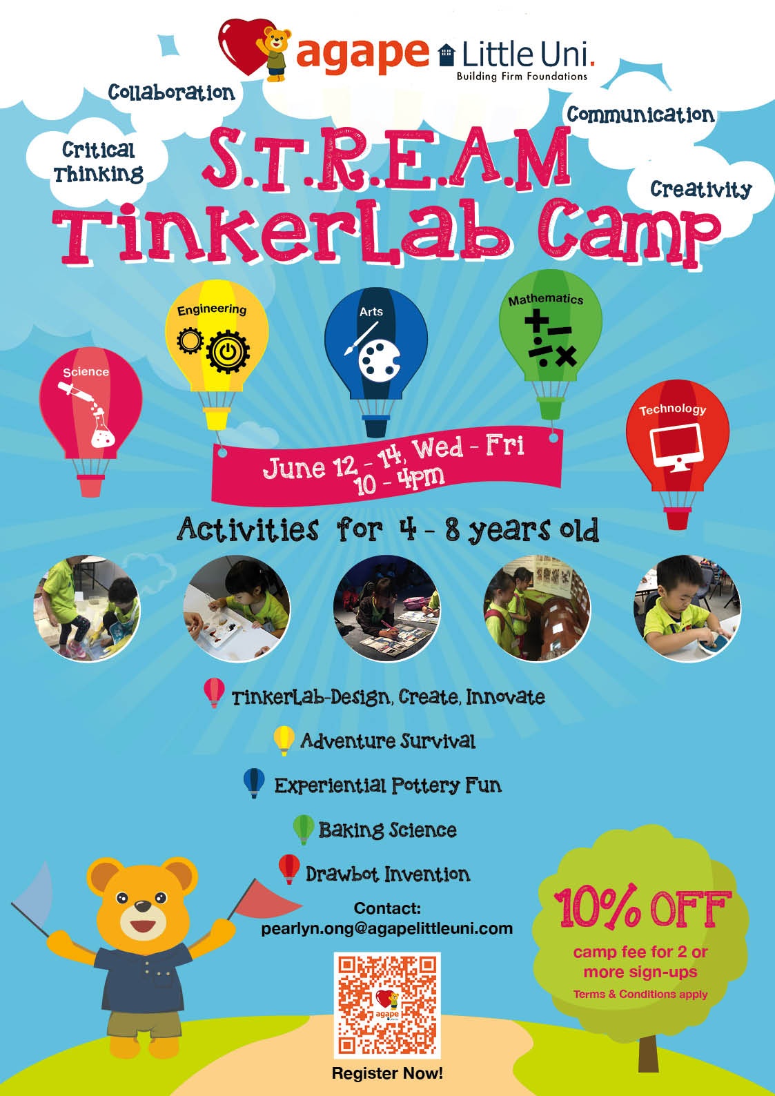 Agape-Little-Uni-June-Holiday-TinkerLab Camp