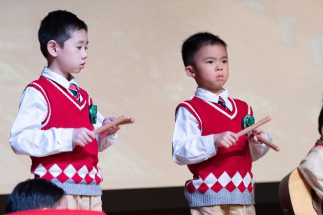 agape little uni preschool childcare concert