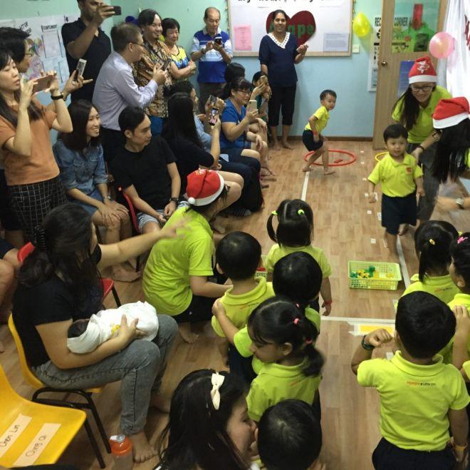agape little uni preschool childcare parental involvement