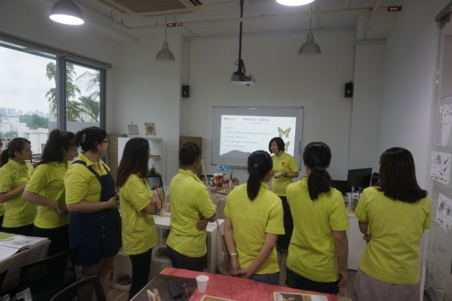 agape little uni preschool childcare training