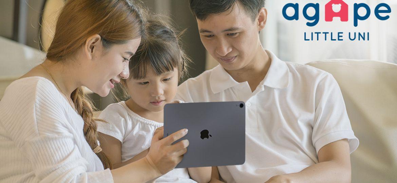 AgapeLittleUni-Communication-with-Parents